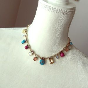 Loft summer necklace